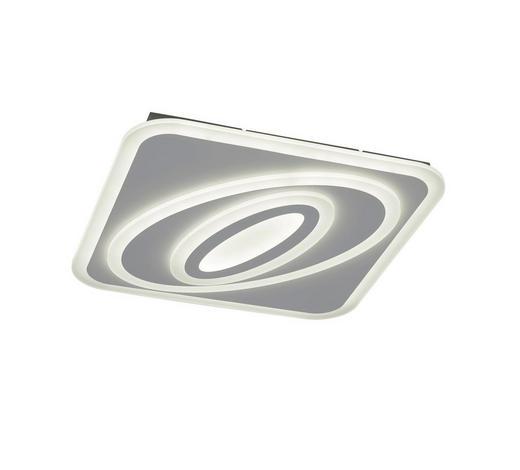 LED-DECKENLEUCHTE - Weiß, Design, Kunststoff (55,0/6,0/55,0cm)