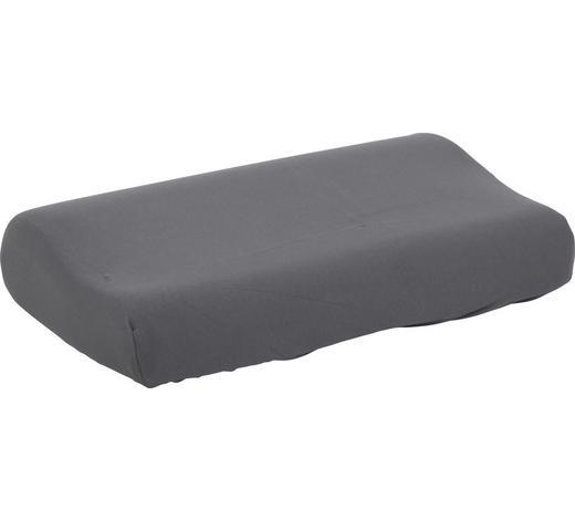 POLSTERBEZUG 40/70 cm - Grau, Basics, Textil (40/70cm) - Schlafgut