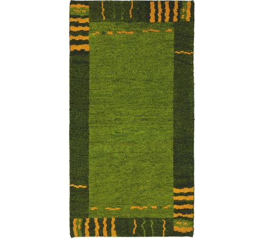 KOBEREC ORIENTÁLNÍ, 90/160 cm, zelená - zelená, Design, textil (90/160cm) - Esposa