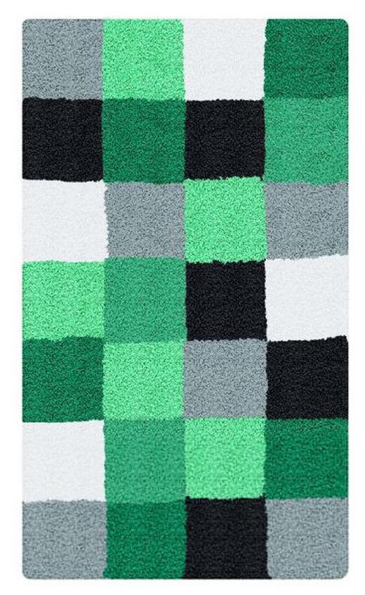 BADTEPPICH  Multicolor  70/120 cm - Multicolor, Basics, Kunststoff/Textil (70/120cm) - KLEINE WOLKE