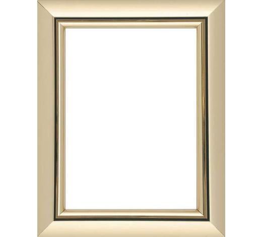 RÁM NA OBRAZY - barvy zlata, Basics, umělá hmota/sklo (75/55/2cm)