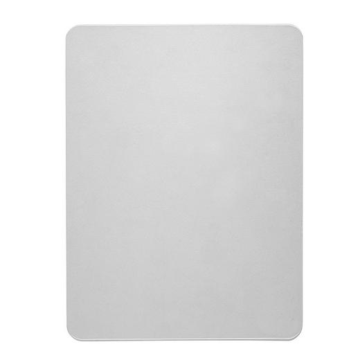 BODENSCHUTZMATTE Kunststoff Transparent - Transparent, Basics, Kunststoff (74/120cm) - Homeware
