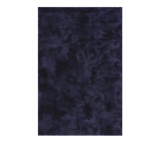 TKANÝ KOBEREC, 160/230 cm, modrá, tmavě modrá - modrá/tmavě modrá, Konvenční, textil (160/230cm) - Esprit