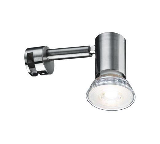 SPIEGELLEUCHTE LED-Leuchtmittel  - Design, Metall (3/6/10cm)