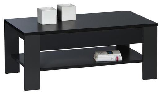COUCHTISCH Grau - Grau, Design, Glas (110/60/45cm) - Carryhome