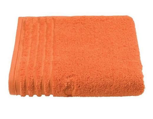GÄSTETUCH Orange 30/50 cm - Orange, Basics, Textil (30/50cm) - VOSSEN