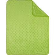 SCHMUSEDECKE 75/100 cm - Grün, Basics, Textil (75/100cm) - MY BABY LOU