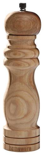 MLÝNEK NA SŮL A PEPŘ - barvy akácie, Basics, dřevo/keramika (5,5/21,5cm) - HOMEWARE