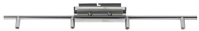 LED SVÍTIDLO - barvy chromu, Basics, kov (85cm) - BOXXX