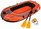 SCHLAUCHBOOT 61062 KONDOR 2000 - Schwarz/Orange, KONVENTIONELL, Kunststoff (188/98/30cm) - Bestway