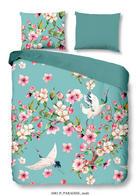 POSTELJNINA PARADISE - večbarvno, Konvencionalno, tekstil (140/200cm)