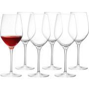 ROTWEINKELCH SET 6 TLG. - Klar, Basics, Glas (27/25/18,5cm) - WMF