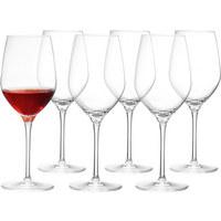ROTWEINKELCH SET EASY PLUS - Klar, Glas (27/25/18,5cm) - WMF