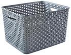 BOX - Grau, Basics, Kunststoff (17l)