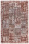 FLACHWEBETEPPICH  130/190 cm  Rosa   - Rosa, Trend, Textil (130/190cm) - Novel