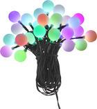 LED LICHTERKETTE - Multicolor, Design, Kunststoff (480cm)