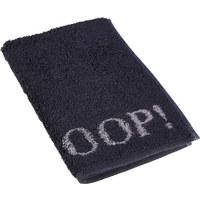 GÄSTETUCH Schwarz 30/50 cm - Schwarz, Basics, Textil (30/50cm) - Joop!