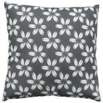 Zierkissen Sandra - Anthrazit, MODERN, Textil (40/40cm) - Luca Bessoni