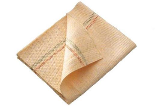 BODENTUCH - Weiß, Basics, Textil (50/60/cm)