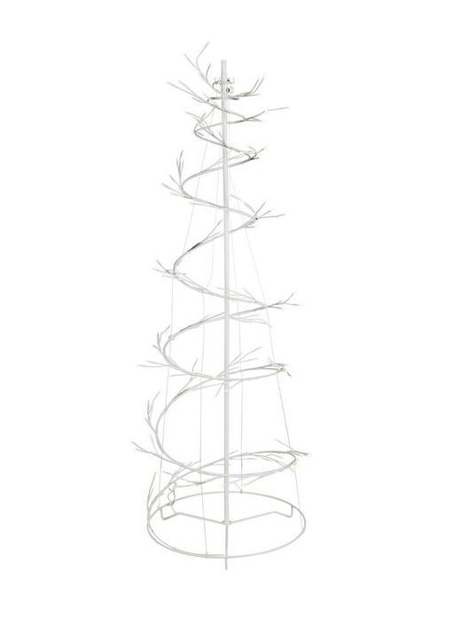 LED-DEKOLEUCHTE - Weiß, Design, Kunststoff/Metall (180//cm) - Novel