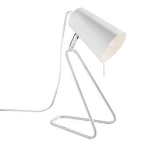 BORDSLAMPA - vit, Design, metall (20/12/32cm) - Boxxx