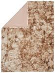 FELLDECKE 150/200 cm Creme  - Creme, Basics, Textil (150/200cm) - Novel