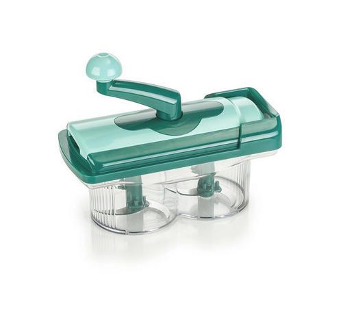 UNIVERSALZERKLEINERER - Mintgrün, Basics, Kunststoff (30/14/14cm) - Genius