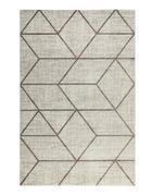 WEBTEPPICH - Taupe/Beige, Design, Textil (80/150cm) - Esprit