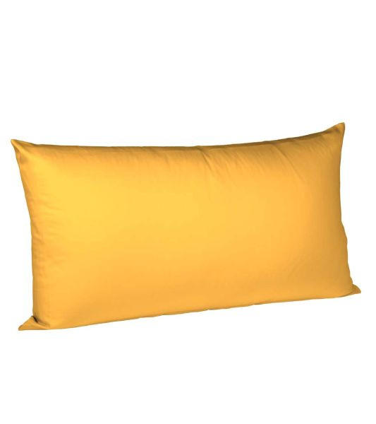 KISSENHÜLLE Goldfarben 40/80 cm - Goldfarben, Basics, Textil (40/80cm) - FLEURESSE