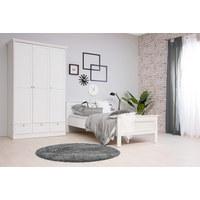 POSTEL - bílá, Lifestyle, kompozitní dřevo (90/200cm) - Carryhome