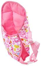 Puppenbauchtragetasche - Rosa, Basics, Textil