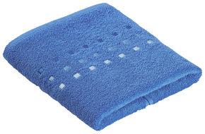 HANDDUK - blå, Klassisk, textil (50/100cm) - Esposa