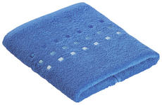 HANDTUCH 50/100 cm  - Blau, KONVENTIONELL, Textil (50/100cm) - Esposa