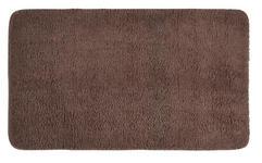 BADEMATTE in Taupe 70/120 cm - Taupe, Basics, Kunststoff/Textil (70/120cm) - Esposa