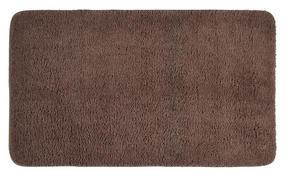 BADRUMSMATTA - mullvadsfärgad/gråbrun, Basics, textil/plast (70/120cm) - Esposa