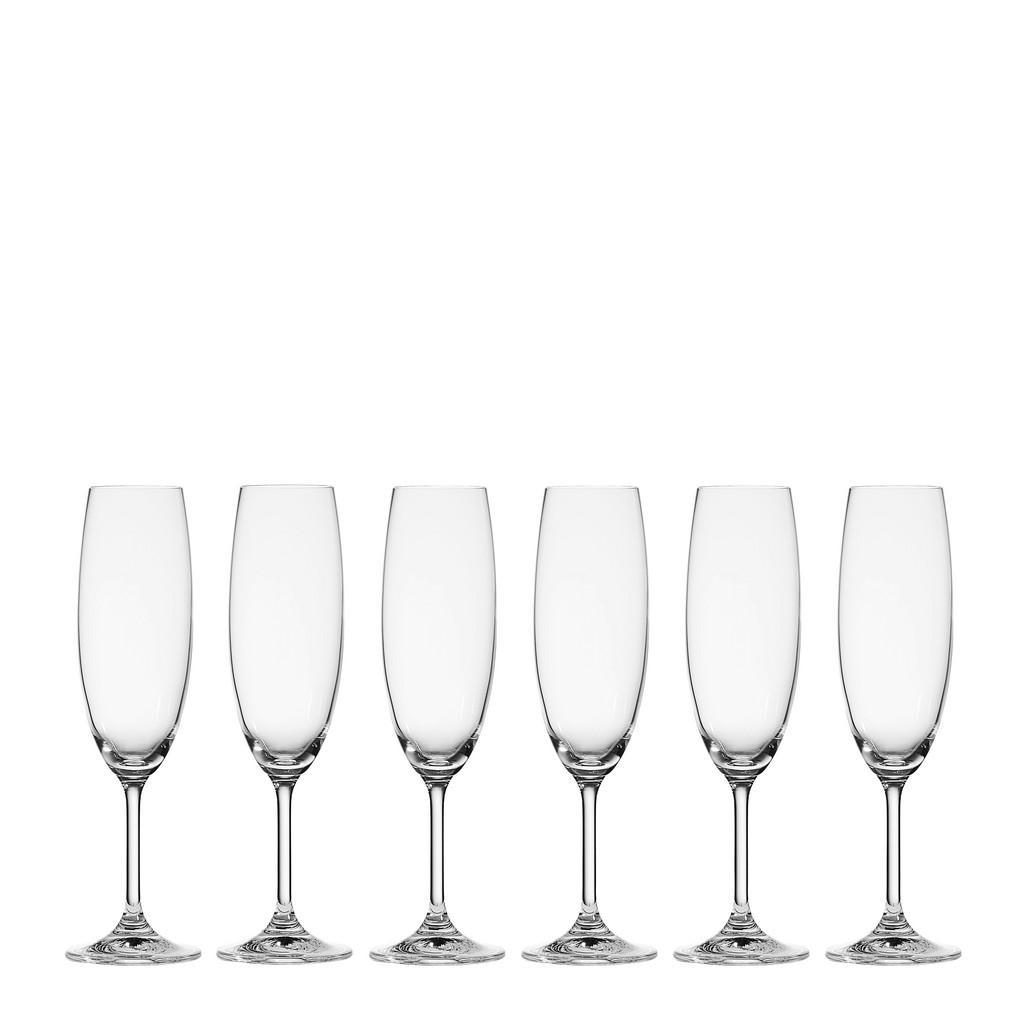 Homeware Sektglas-set 6-teilig
