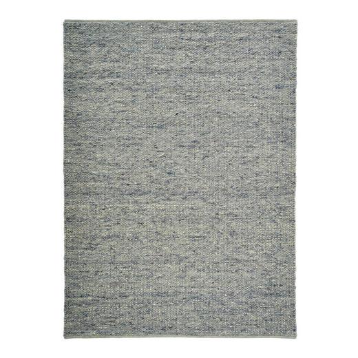 HANDWEBTEPPICH  170/230 cm  Blau - Blau, Basics, Textil (170/230cm) - Linea Natura