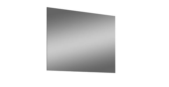 SPIEGEL 88/64/3 cm  - Anthrazit, Design, Glas/Holzwerkstoff (88/64/3cm) - Dieter Knoll