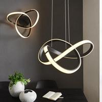LED-DECKENLEUCHTE - Schwarz, Design, Kunststoff/Metall (59/29/59cm) - Ambiente