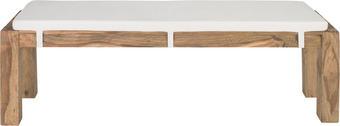 KLUPA - natur boje/boje Sheeshama, Lifestyle, drvo (40/180cm) - Landscape