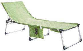 DYNA TILL SOLSÄNG - grön, Basics, textil (70/200cm) - Esposa