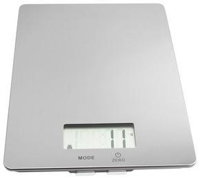 ELEKTRONISK KÖKSVÅG - rostfritt stål-färgad, Basics, metall (23/17/2cm) - Homeware