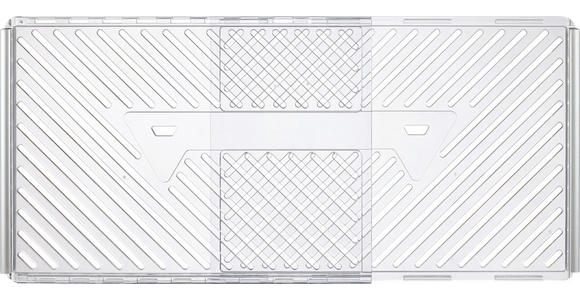 HERDSCHUTZGITTER - Transparent, Basics, Kunststoff (44/29/2,5cm) - My Baby Lou