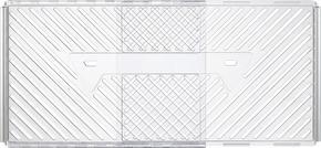 SPISSKYDD - transparent, Basics, plast (44/29/2,5cm) - My Baby Lou