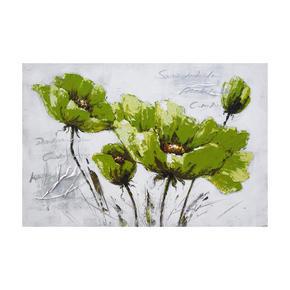OLJEMÅLNING - multicolor, Klassisk, trä/textil (120/70cm) - Monee