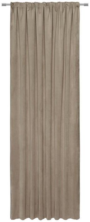 GARDINLÄNGD - sandfärgad, Klassisk, textil (140/300cm) - Esposa
