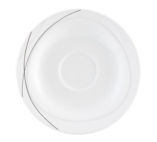 PODŠÁLEK, porcelán,  - bílá, Basics, keramika (16cm) - Seltmann Weiden
