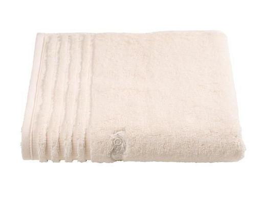GÄSTETUCH Creme 30/50 cm - Creme, Basics, Textil (30/50cm) - VOSSEN