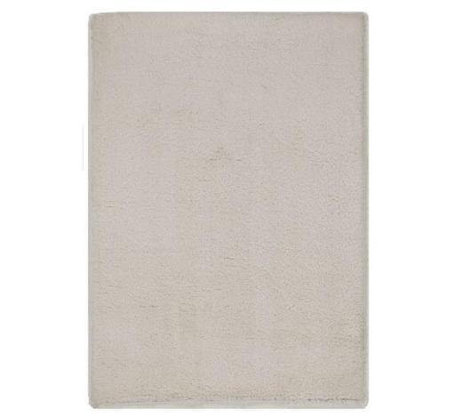 HOCHFLORTEPPICH  80/150 cm  gewebt  Creme   - Creme, Basics, Textil (80/150cm) - Novel