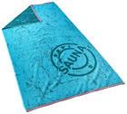 SAUNATUCH 90/180 cm - Türkis, Design, Textil (90/180cm) - Esposa